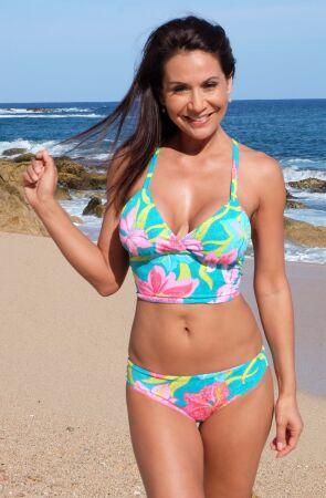 Malibu Cheeky Swimsuit