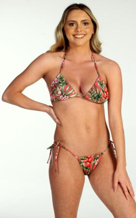 Itsy Bitsy String Bikini