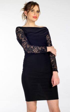 Majestic Evening Dress