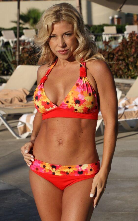 Pool Party Banded Bikini